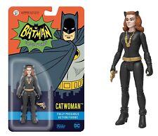 """Funko Reaction Batman 1966 TV - Catwoman 3.75"""" Action Figure"""