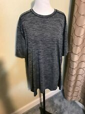 Lululemon Men's Metal Vent Tech T-Shirt Grey Gradient Xxl
