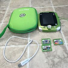 LeapPad 2 Learning Tablet With 3 Games Case Cord