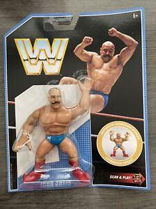 WWE Retro MOC Iron Sheik Action Figure