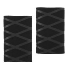 New listing 1 Pair Rubber Black Bat Handle Tape  for  Pong Table Tennis
