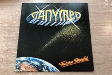 Ganymed ‎Future World German Vinyl 1979 LP Bacillus ‎BAC 2064