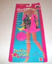 MATTEL BARBIE FASHION TROPICAL SPLASH CLOTHES FASHION SET 1995 NIP MOC #68314