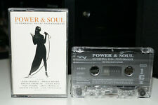 Power & Soul/Partially Play Tested/Cassette/Tape/Gladys Knight/Tina Turner 1140