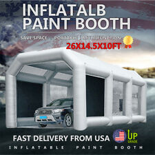 Paint Booth Rental >> Automotive Paint Booths For Sale Ebay