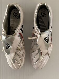 adidas predator football boots US 9.5 Soccer AFL Rugby League Rugby Union