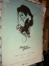 Michael Jackson: The King of pop Music lives forever Sammlerstück NEU!