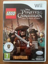 NINTENDO WII SPIEL LEGO Pirates of the Caribbean Fluch der Karibik