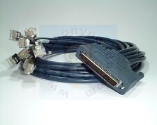 8 RJ45 Async Octal Cable for Cisco 2509 2511 NM-16A NM-32A 3FT 6FT 10FT 1M 2M 3M