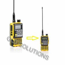 MIDLAND RICETRASMETTITORE Doppia BANDA VHF-UHF Display LCD Colori Tastiera Radio