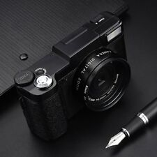 24MP Digital Camera 3'' LCD Camera Camcorder Full HD 1080p Camera Flip Screen