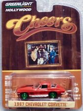 "1967 Chevrolet Corvette ""Cheers""/Greenlight"" GREEN MACHINE"" 1:43"