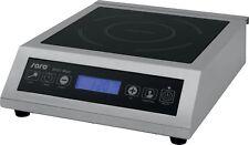 Induktionskocher Gastro Induktions Kochplatte Induktionskochfeld Schott Ceran