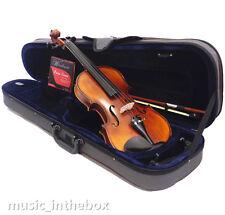 Good Quality 3/4 Antique Student Violin +Bow +Shoulder rest +Case+ String set