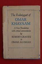 THE RUBAIYYAT OF OMAR KHAYAAM - NEW TRANSLATION by Robert Graves & Omar Ali-Shah