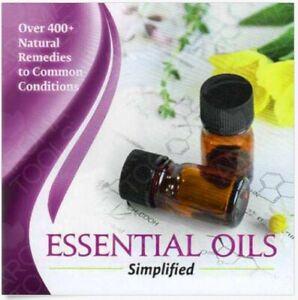 Essential Oils Simplified Booklet