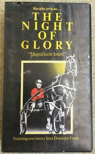 The Night Of Glory - Magnificent Inters RARE VHS/Video ~ 52% OFF SALE