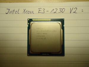 Intel Xeon E3-1230 v2 E3-1230 v2 - 3,3 GHz Quad-Core Prozessor