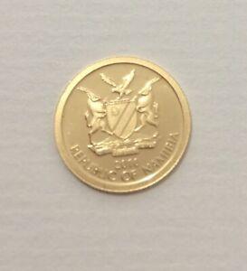 Namibia - 10 Dollars - 1/25 oz - 2010 - Gold