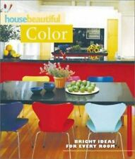NEW - House Beautiful Color: Bright Ideas for Every Room