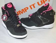New Reebok The Pump X Crossover Certified Camo Black White Pink Silver b2a296ad8