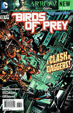Us cómic Pack the new 52 Birds of Prey 13-28 dc Engl. SPX