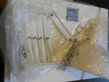 POTTERY BARN TEEN ACCORDIAN WALL LIGHT SCONCE WHITE NEW IN BOX