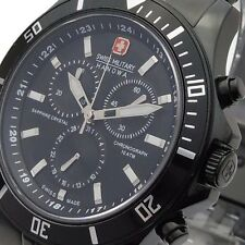Lässige Armbanduhren aus Edelstahl mit gebürstetem Finish für Herren