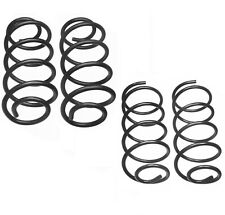 Moog Front and Rear Coil Spring Sets For Chevrolet Avalanche GMC Yukon XL 1500