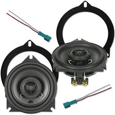 ESX VISION VS-100X - 2 Weg 10cm Koax Lautsprecher Paar für BMW X1er E84
