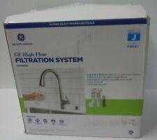 GE GXK285JBL Twist & Lock Under Counter Dual Flow Water Filtration System *READ