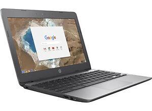 """HP Chromebook 11-V010NR 11.6"""" (Intel Celeron N3060, 1.6 GHz, 4 GB RAM, 16 GB eM…"""