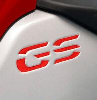 KIT ADESIVI GS PER BMW R 1200 GS ADV 2014 - 2018 AD-GSADV2 RACING RED