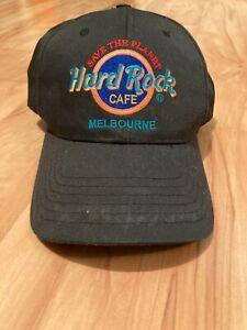 HRC Hard Rock Cafe Melbourne Cap - ORIGINAL !!! RAR!!!