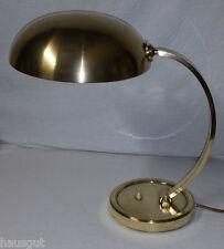 Gecos Luxus Schreibtischlampe Art Deco Bauhaus Kaiser Idell ära 30-50er Jahre
