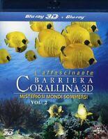 L'affascinante barriera corallina - Misteriosi mondi sommersi - BLURAY DL000848