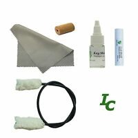 Flute Maintenance Kit, Key Oil, Swab, Cleaning Swab, Cork Grease, Head Cork!