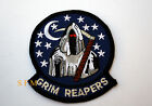 4451st TEST SQUADRON GRIM REAPERS HAT PATCH US AIR FORCE NELLIS AFB F117 STEALTH
