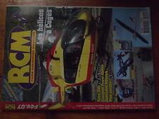$$3 Revue RCM N°310 Plan encarte Roller  helicos Cuges  Extra 330  Himax  Condor