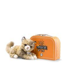 Steiff 099472 Lucy Katze im Koffer 18 cm