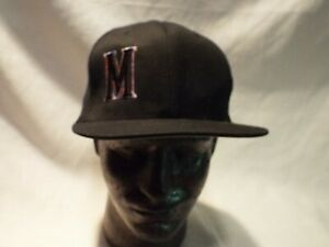 Mafia Wars Black Flat Brim Flex Fit Black ball cap. LOOK!