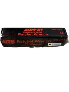 AIRCAT 805-HT High Torque 1/2inch Air Ratchet