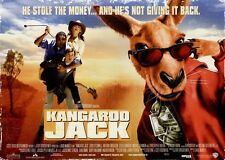 2x Kangaroo Jack - Original UK Mini Quad Posters