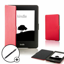 Red Leather Tablet & eReader Cases, Covers & Keyboard Folios for Amazon