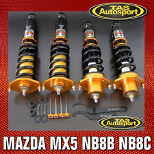 YELLOW-SPEED COILOVERS SUSPENSION MAZDA MX5 NB8B NB8C 00-05 VVT yellowspeed