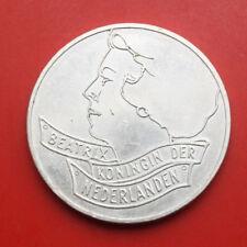 Niederlande-Netherlands: 50 Gulden 1994 Silber, KM# 217, ST/U-BU, #F1631