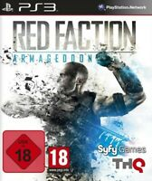 PS3 / Sony Playstation 3 Spiel - Red Faction: Armageddon DEUTSCH mit OVP