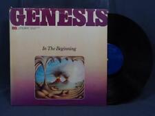 Vintage Genesis In The Beginning Vinyl LP Record Album