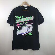 Vintage Snowmobiling Shirt Xl