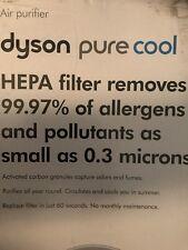Dyson Pure Cool Air Purifier & Tower Fan - White/Silver